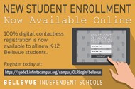 Online Enrollment Announcement